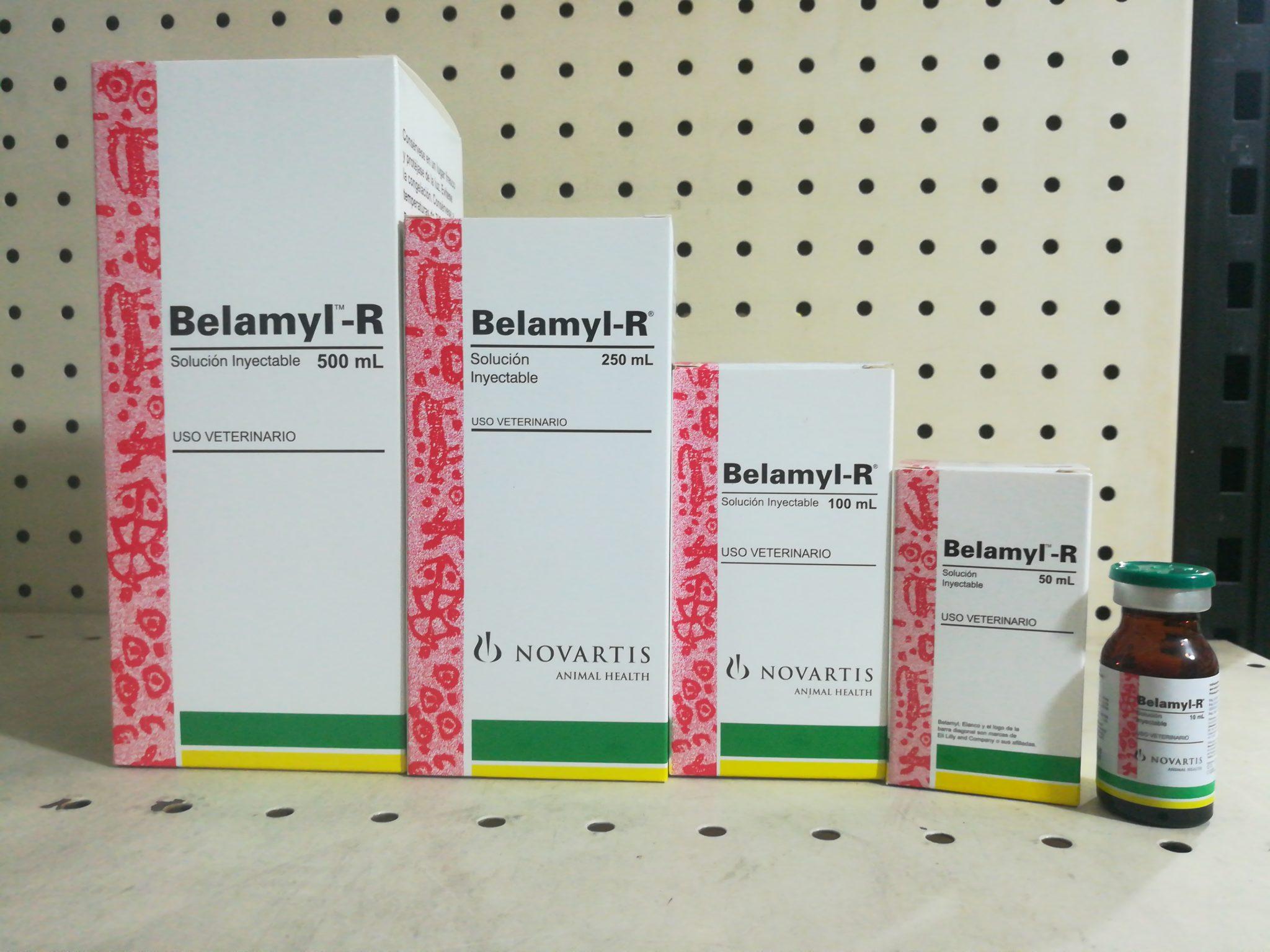 BELAMYL X 500 ML