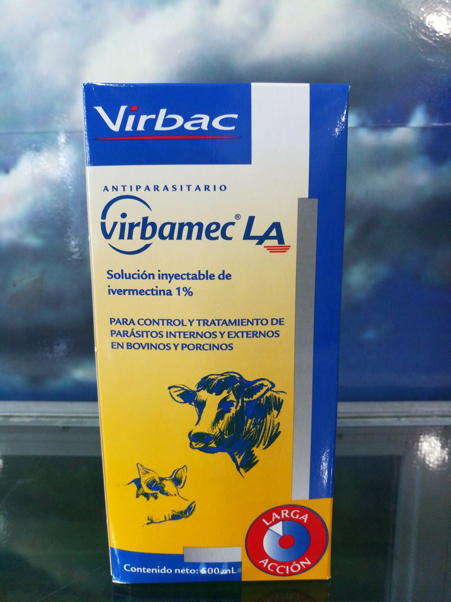 VIRBAMEC L.A X 500 ML