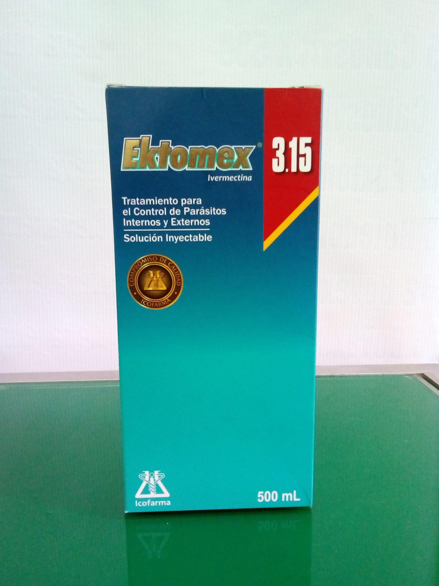 EKTOMEX 3.15 X 500ML