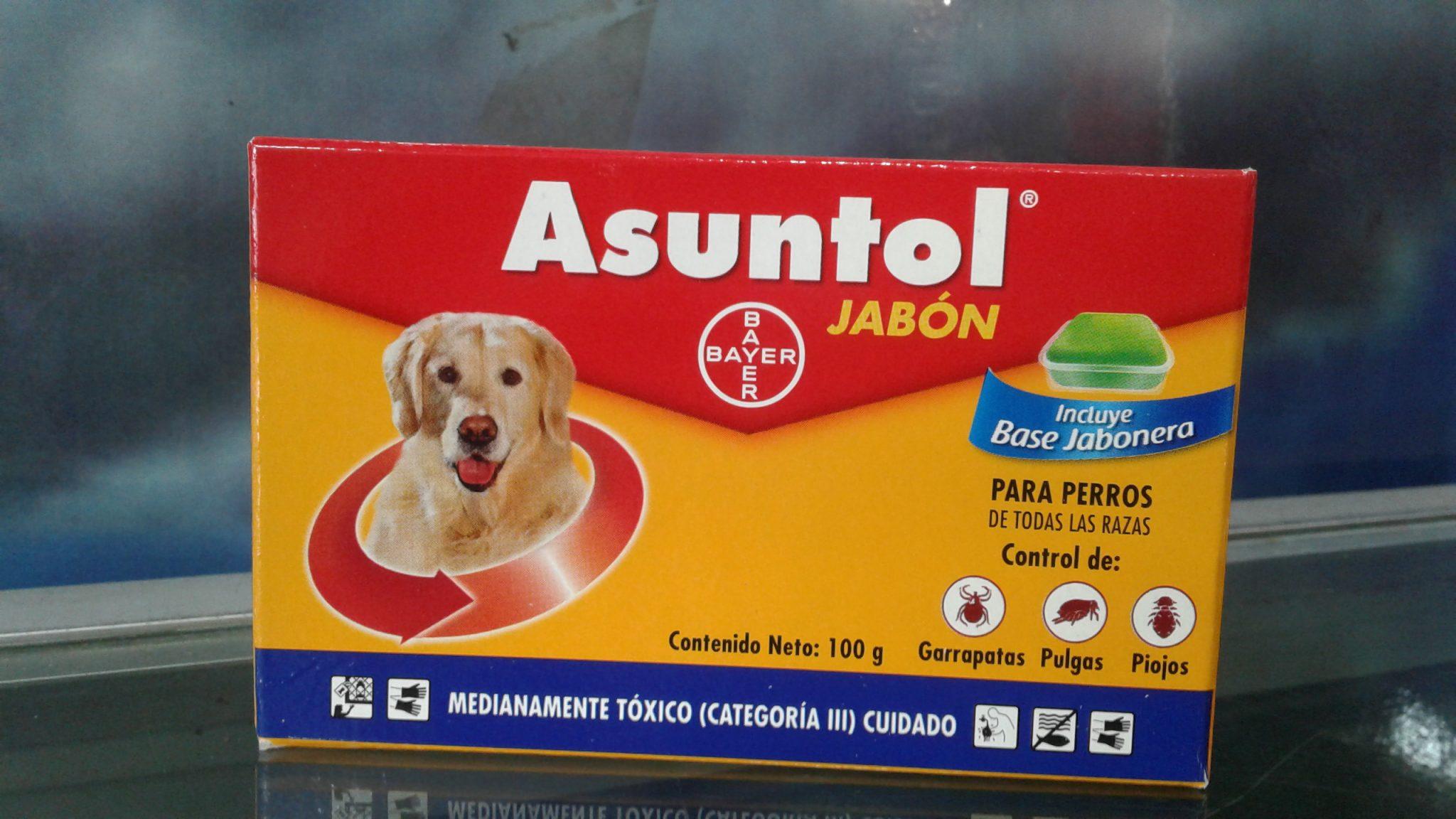 ASUNTOL  JABON X 100 GR