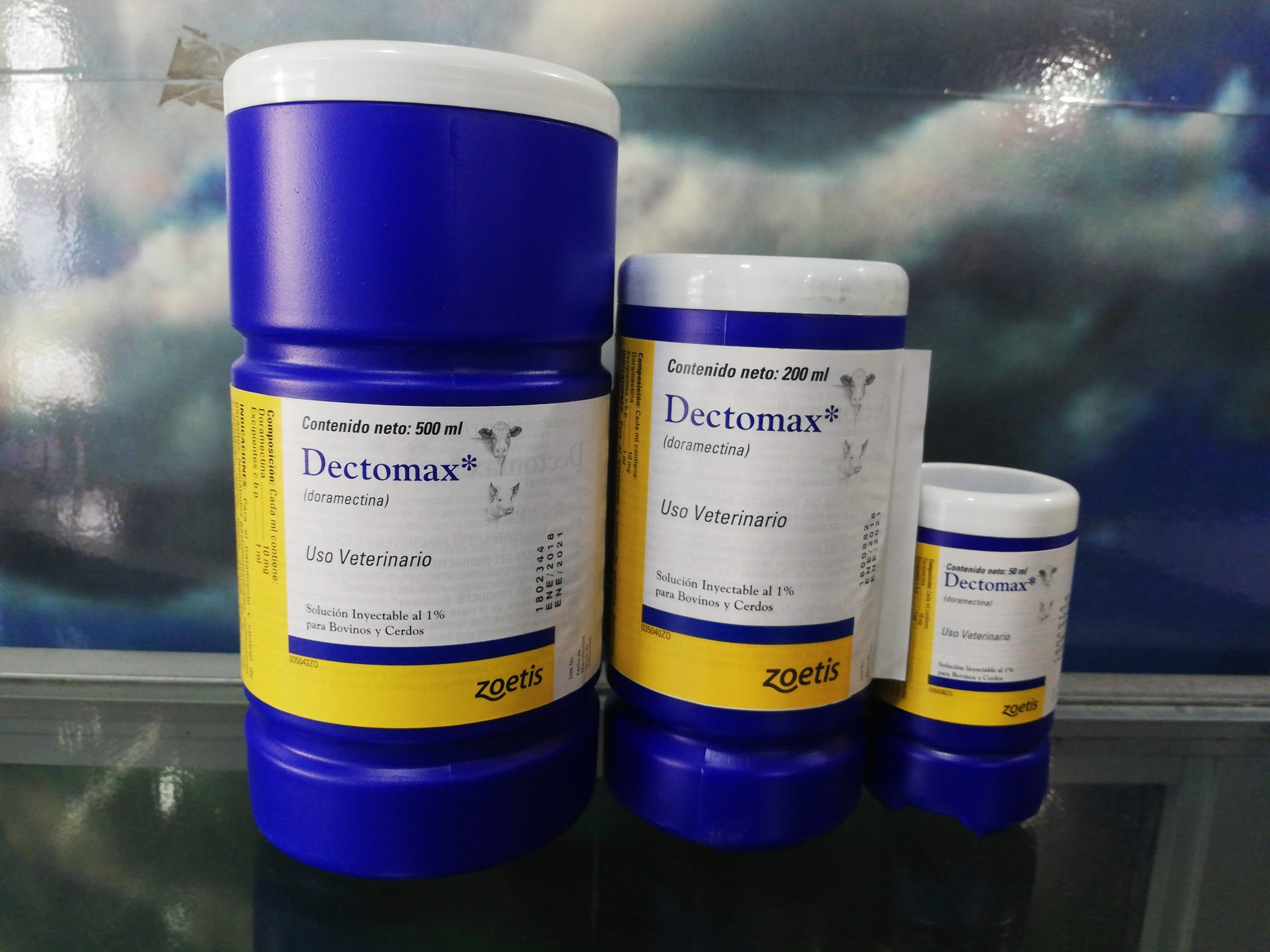 DECTOMAX X 50 ML