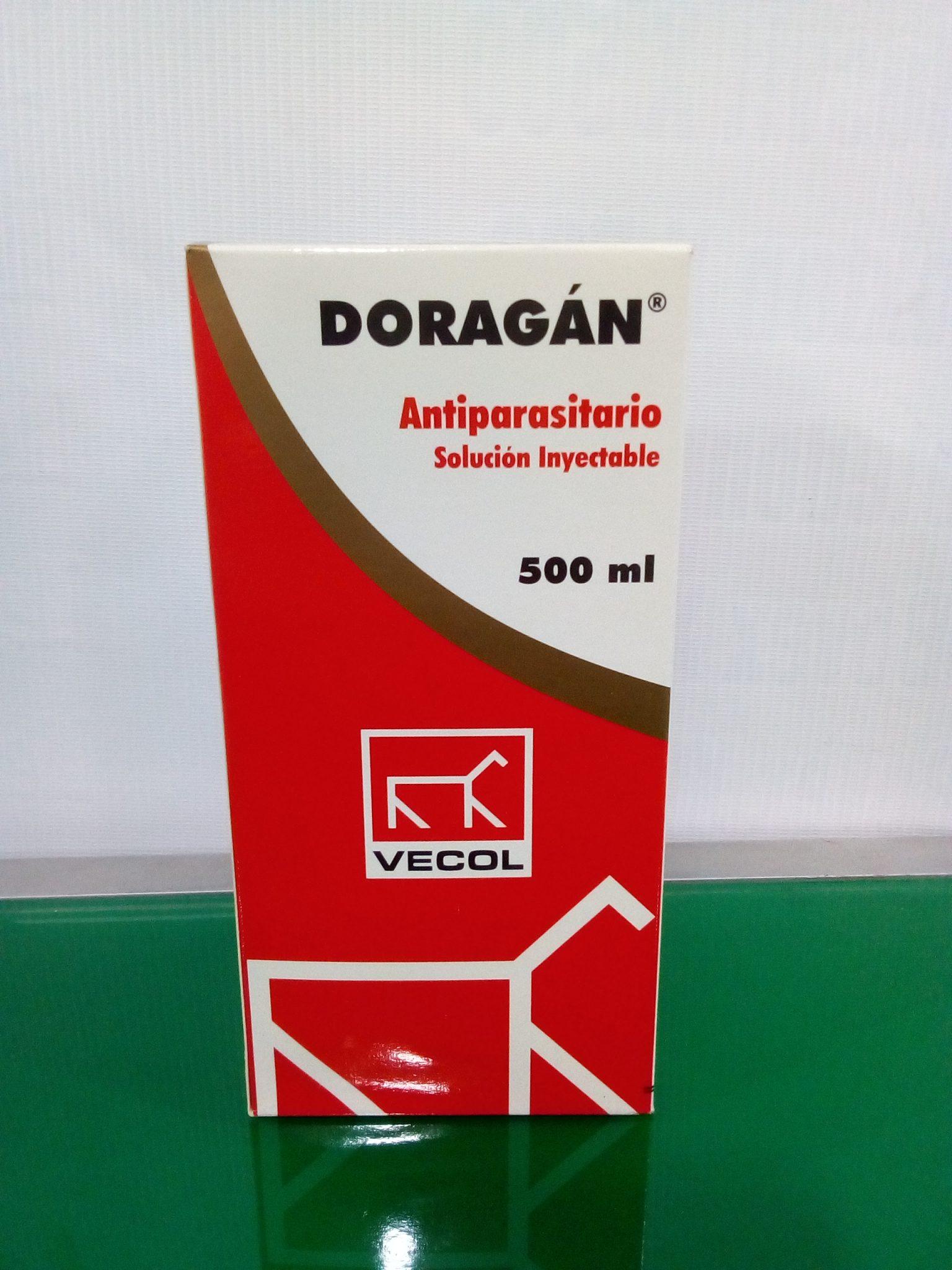 DORAGAN X 500 ML