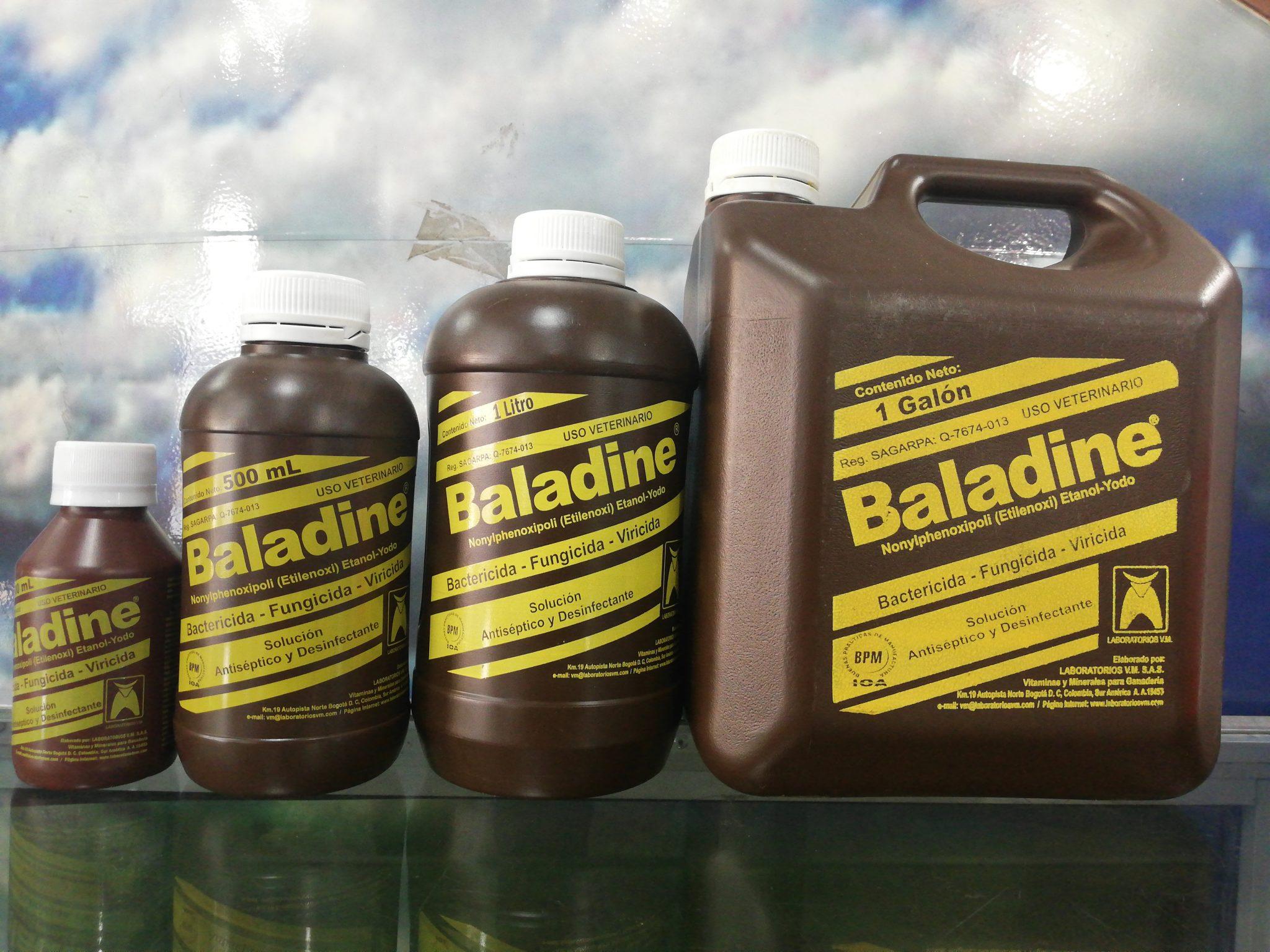 BALADINE X 100 ML