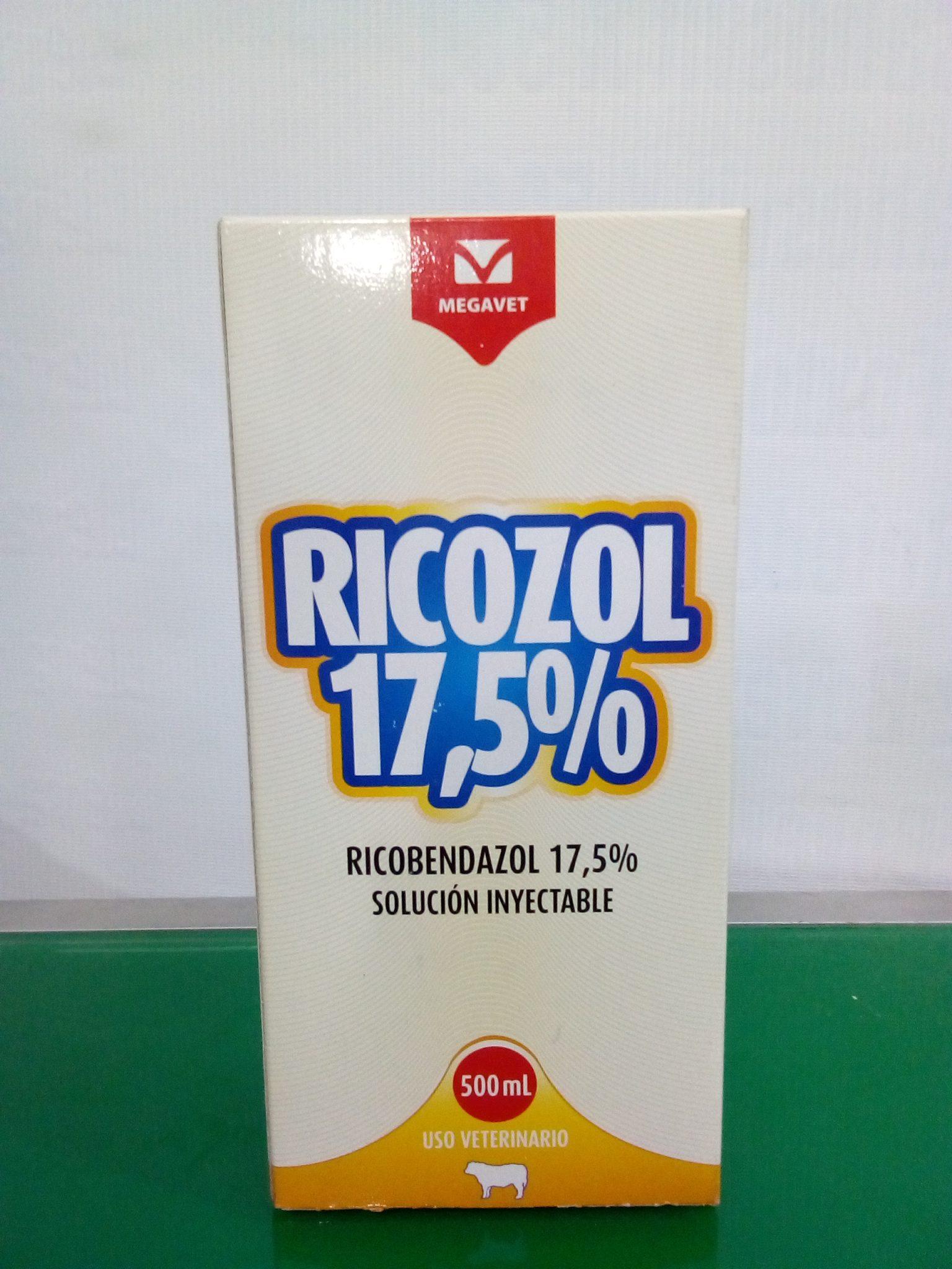 RICOZOL 17.5% X 500ML