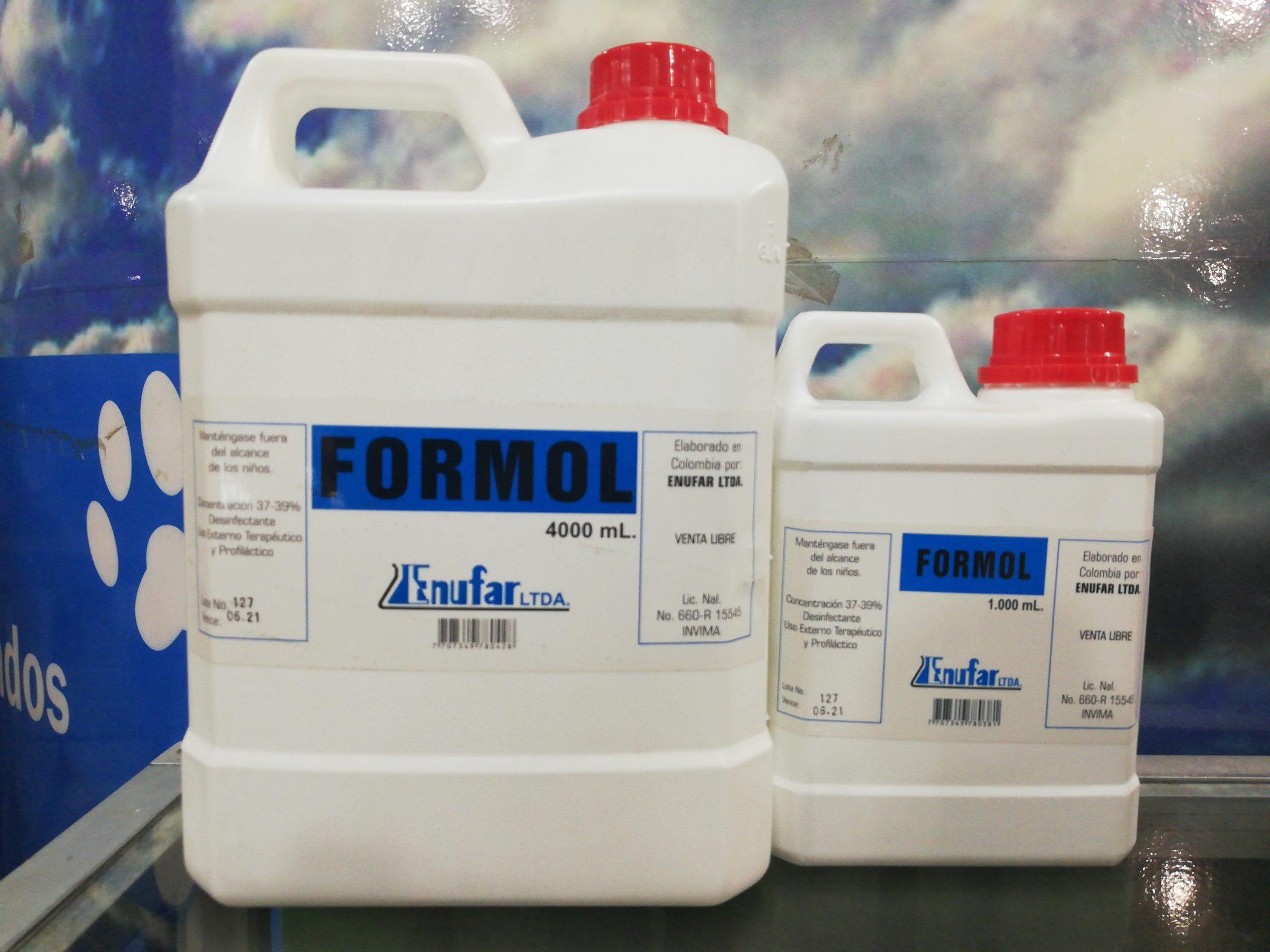 FORMOL X 500 ML