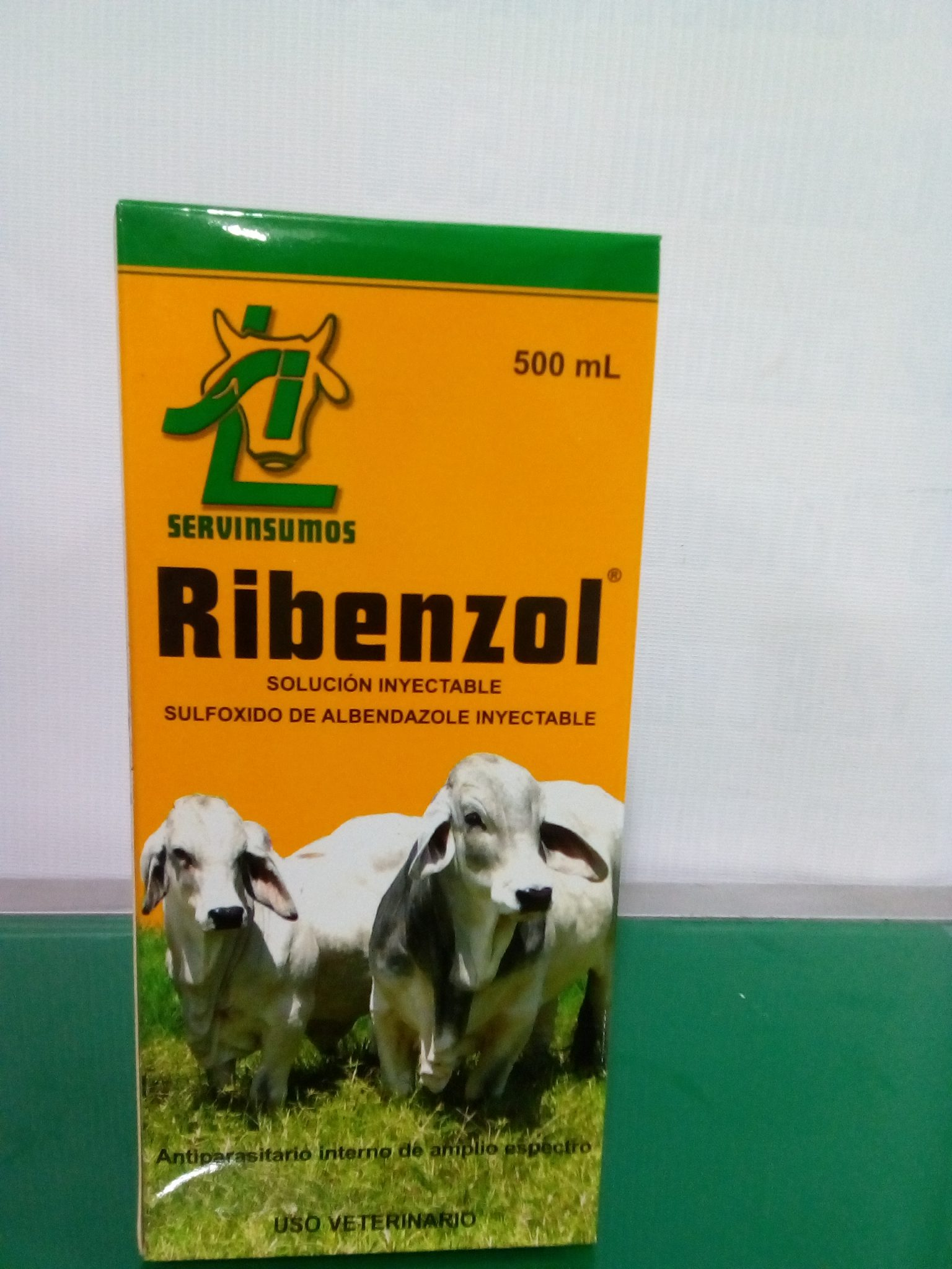 RIBENZOL X 500 ML