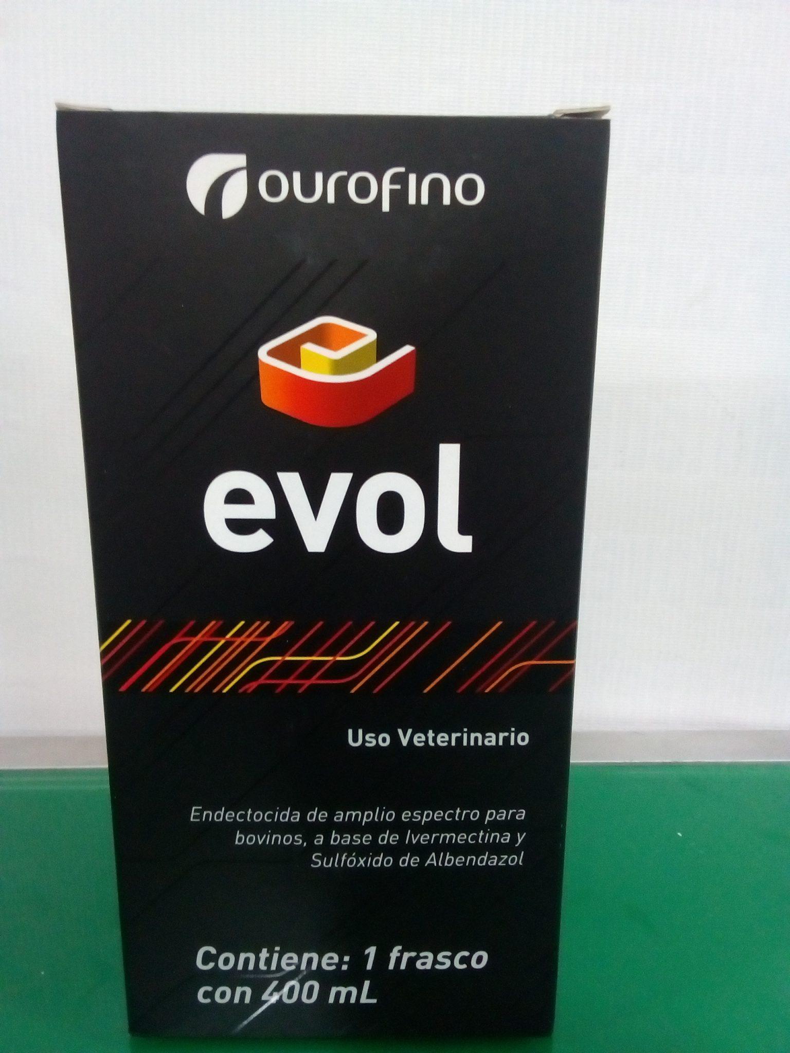 EVOL X 400 ML CO