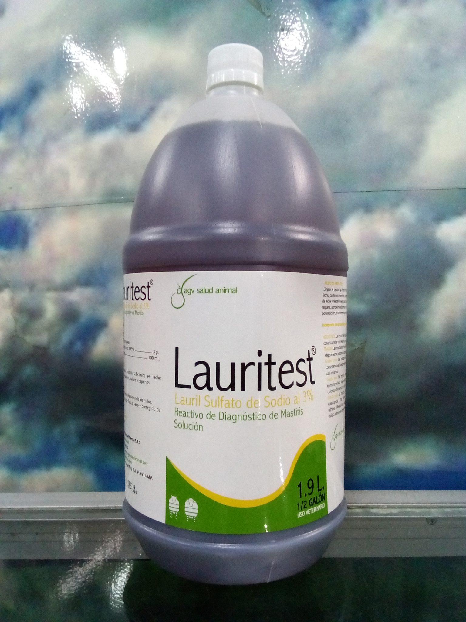 LAURITEST X 1/2 GALON