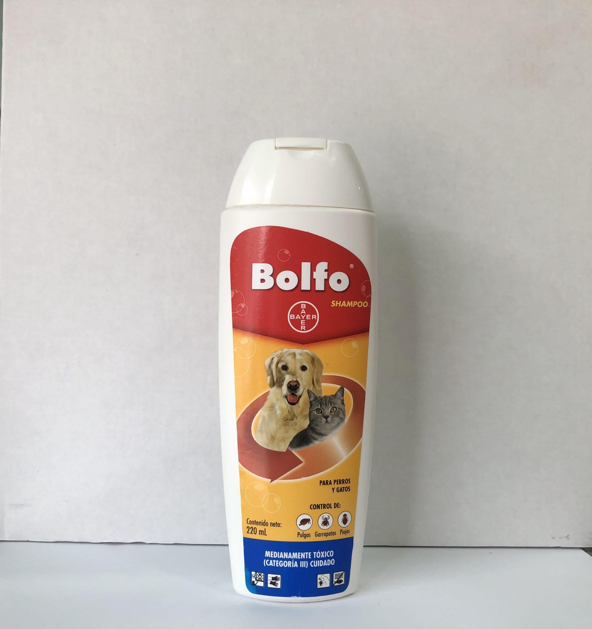 SHAMPOO BOLFO X 220 ML