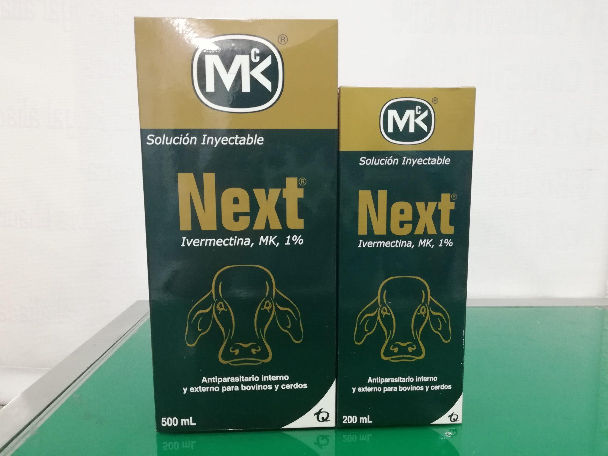 NEXT MK X 500 ML