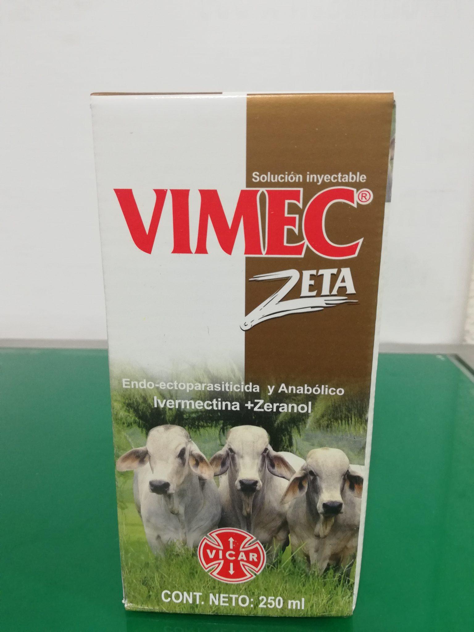 VIMEC Z X 250ML