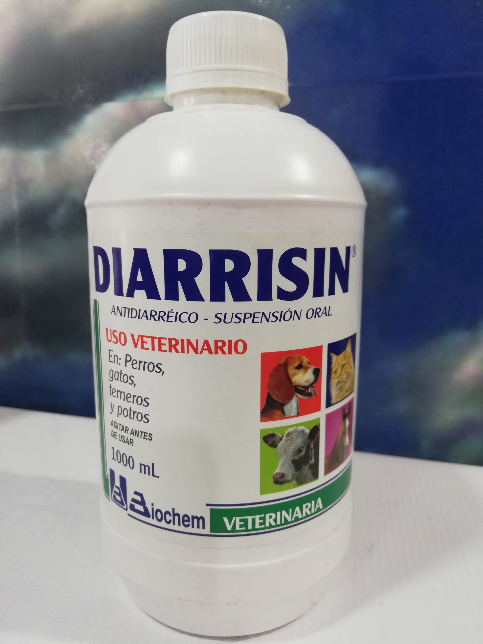 DIARRISIN SUSPENSION ORAL X 1000ML
