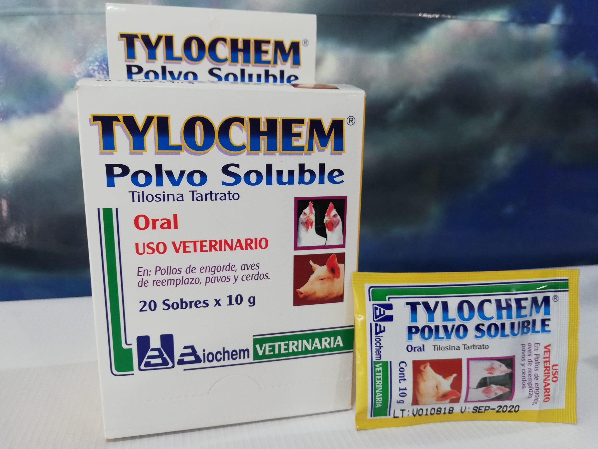 TYLOCHEM SOBRE X 10 Gr.