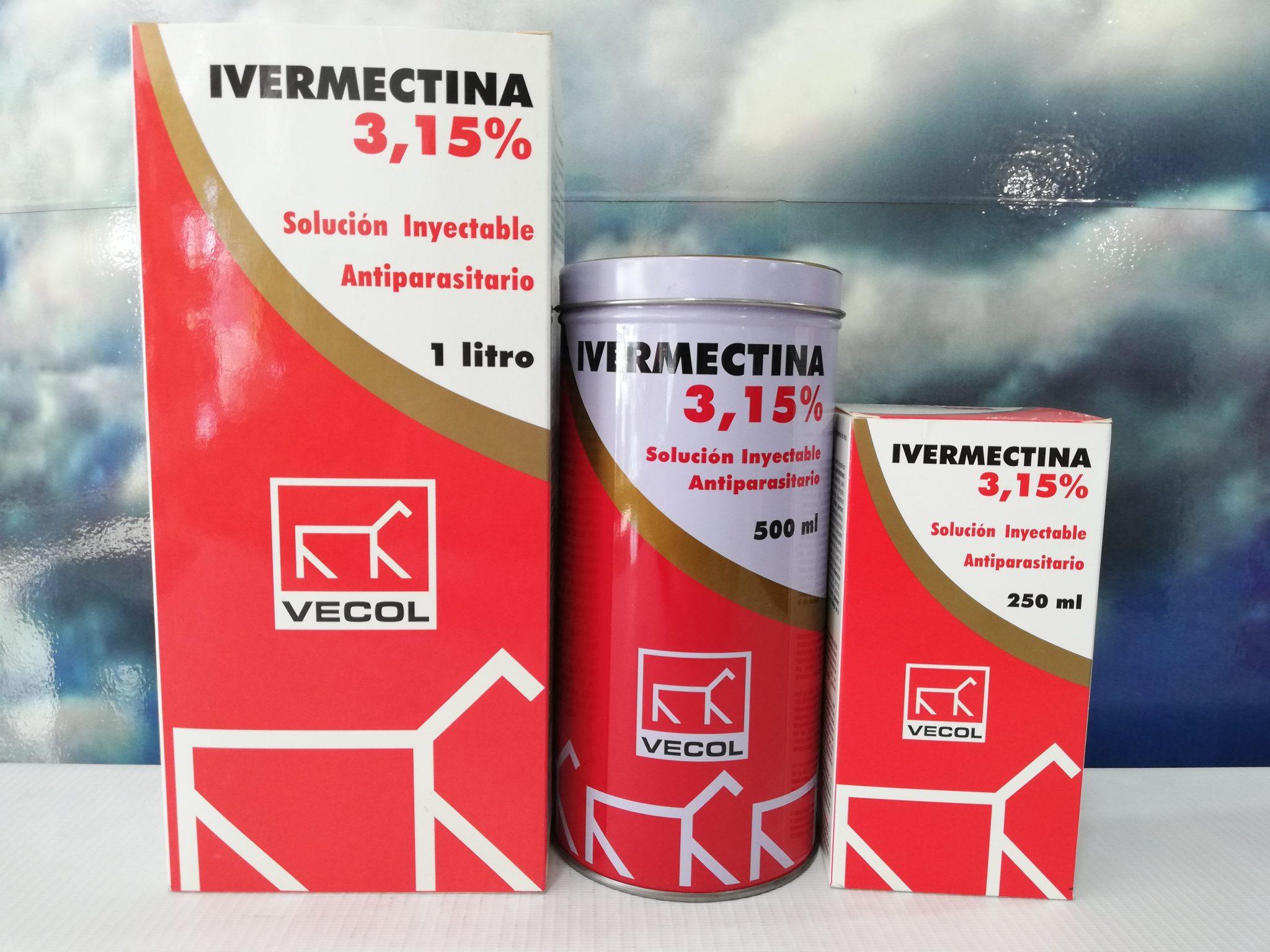 IVERMECTINA VECOL 3.15% X 1000 ML