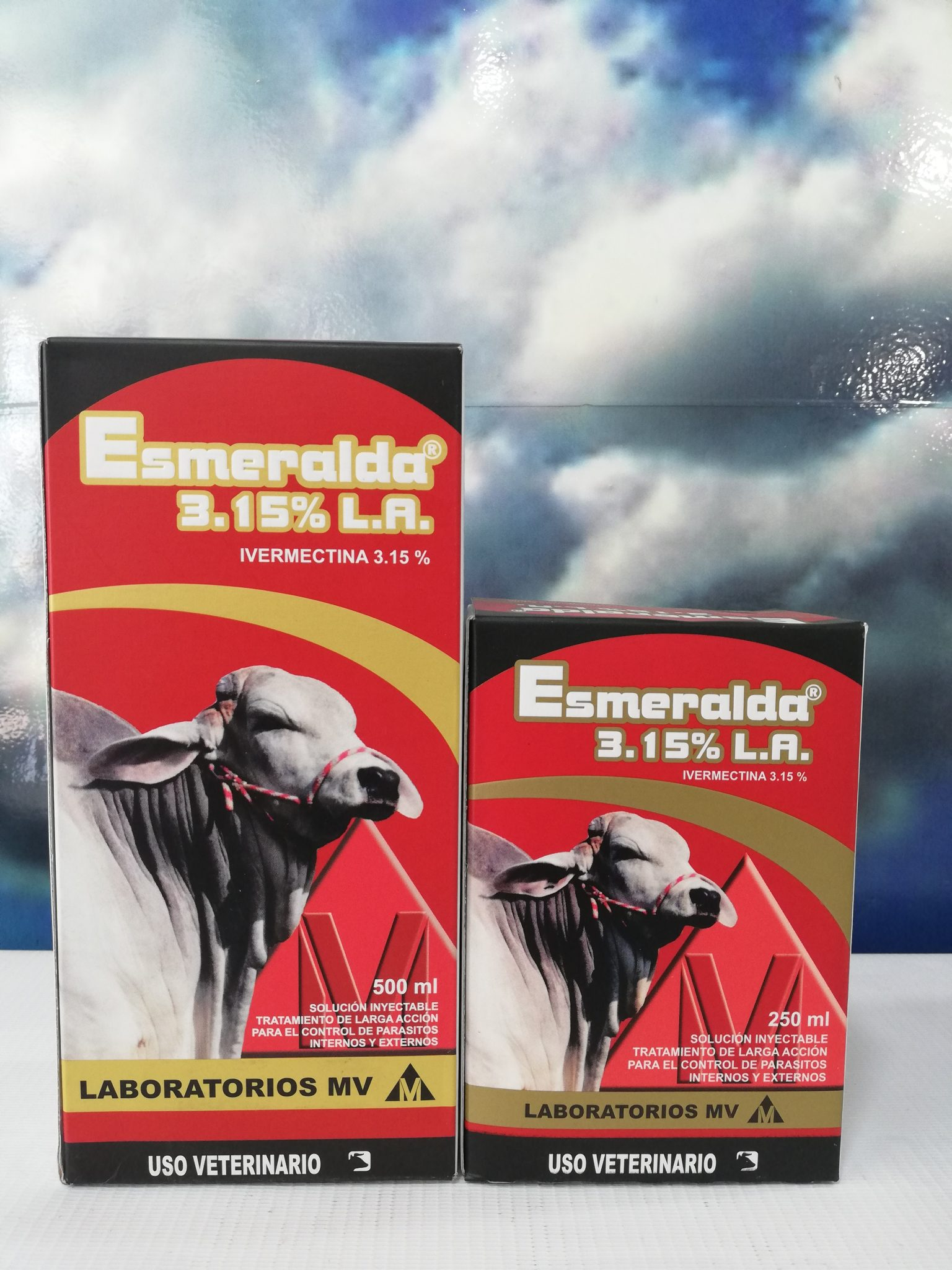 ESMERALDA 3.15% L.A. X 500ML MV