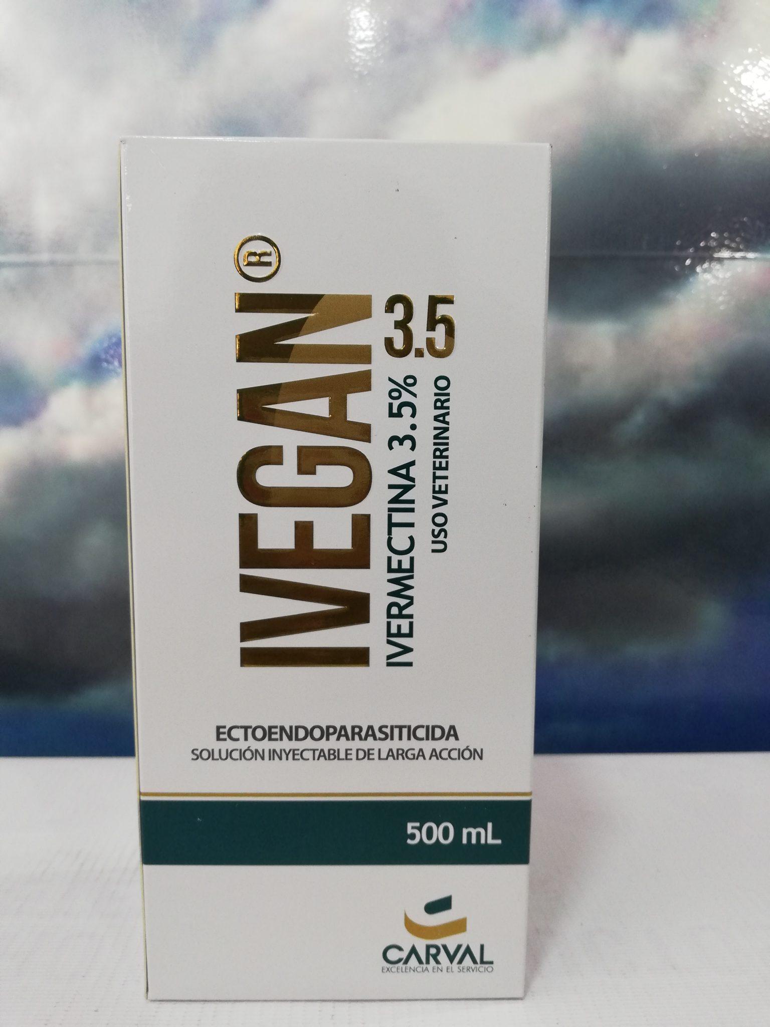IVEGAN 3.5 X 500 ML