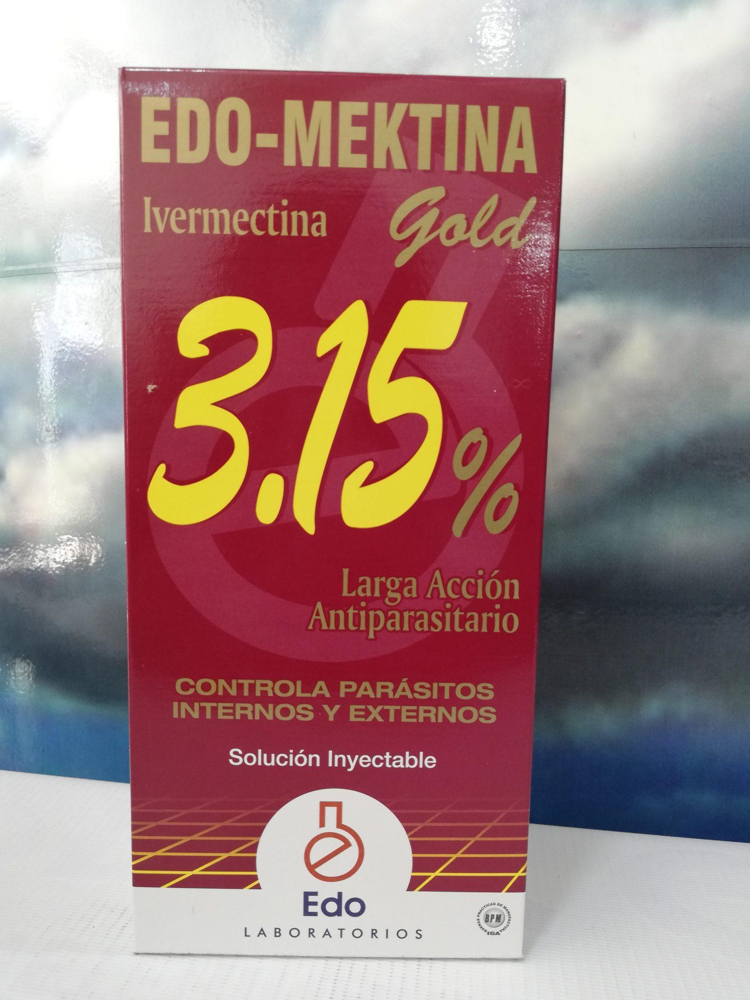 EDO MEKTINA GOLD X 1000ML