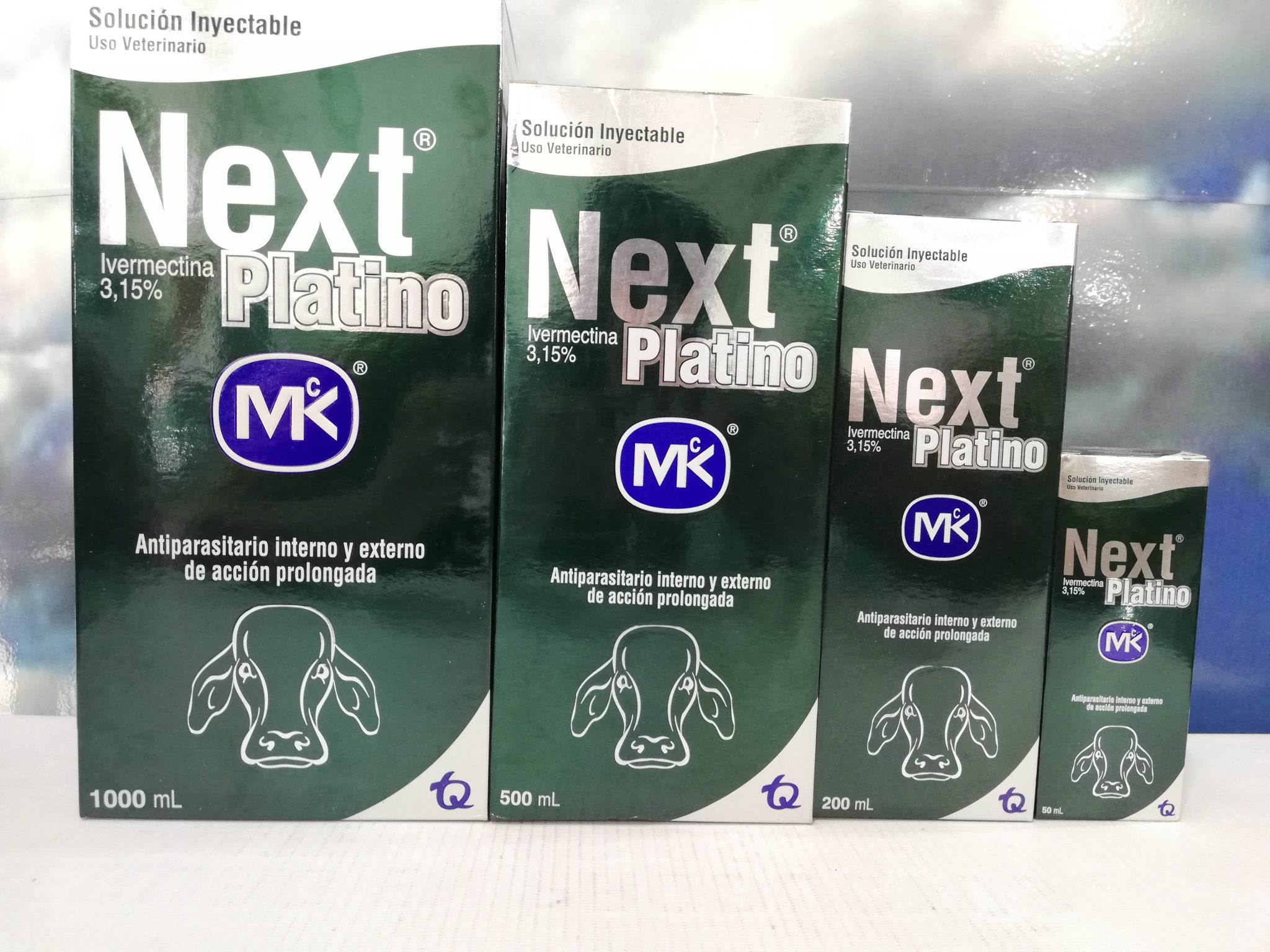 NEXT PLATINO X 500 ML