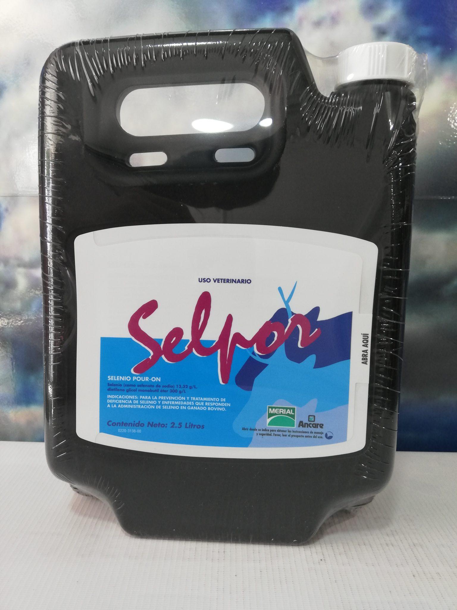 SELPOR POUR ON X 2.5 LTS