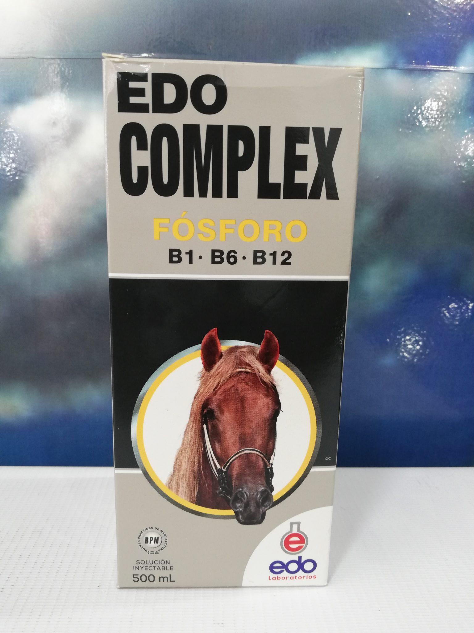 EDO COMPLEX X 500 ML