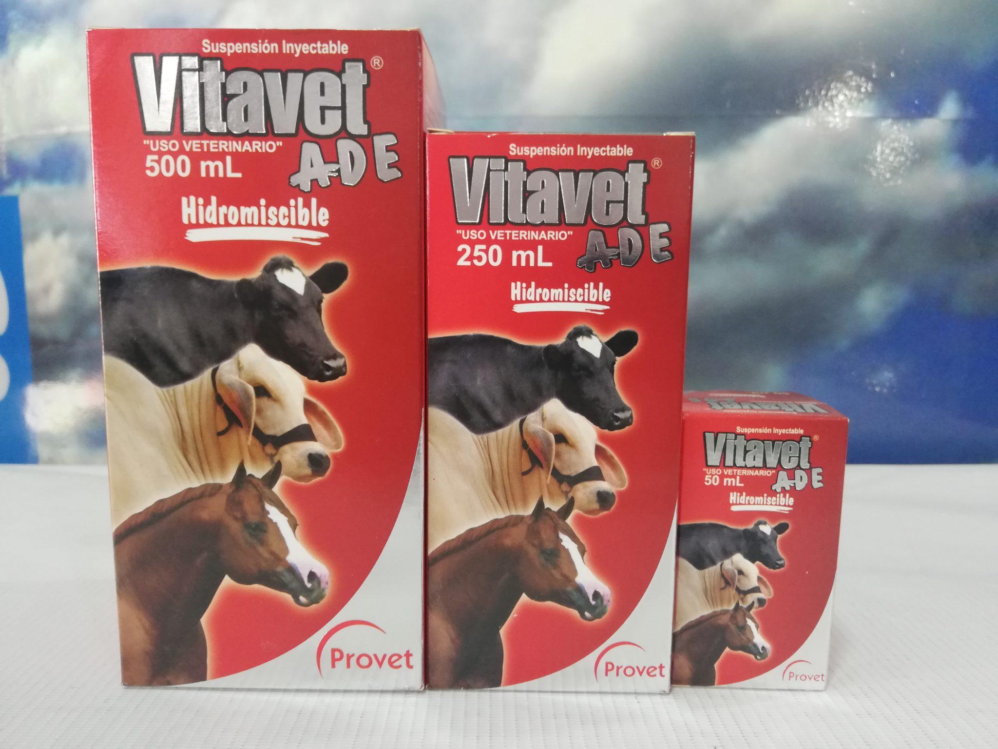 VITAVET ADE X 500 ML PROVET