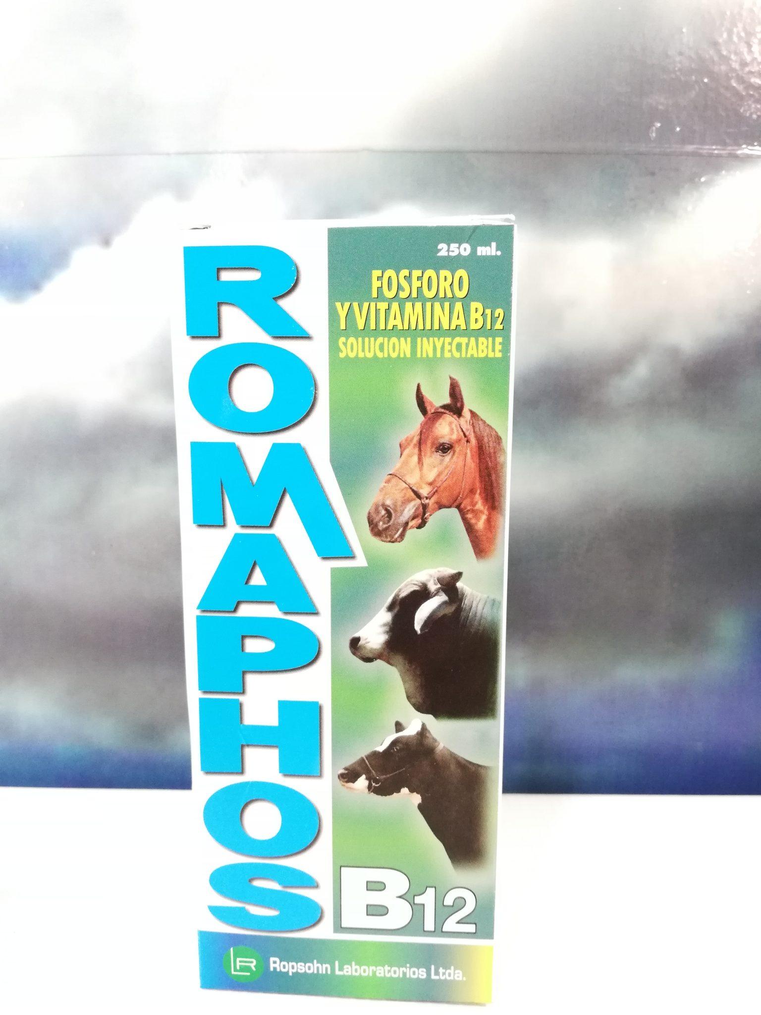 ROMAPHOS  X 50 ML