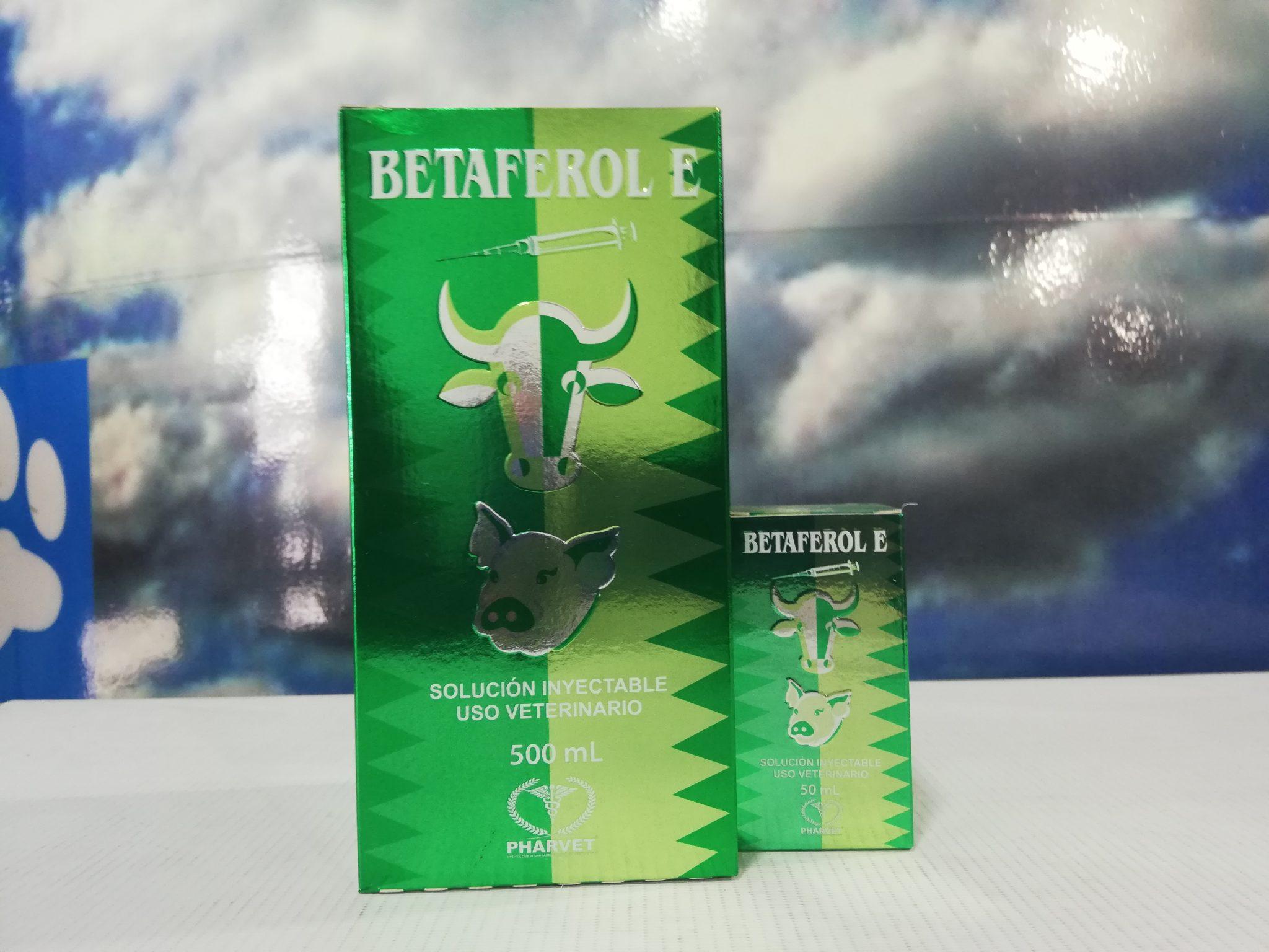 BETAFEROL E X 50ML