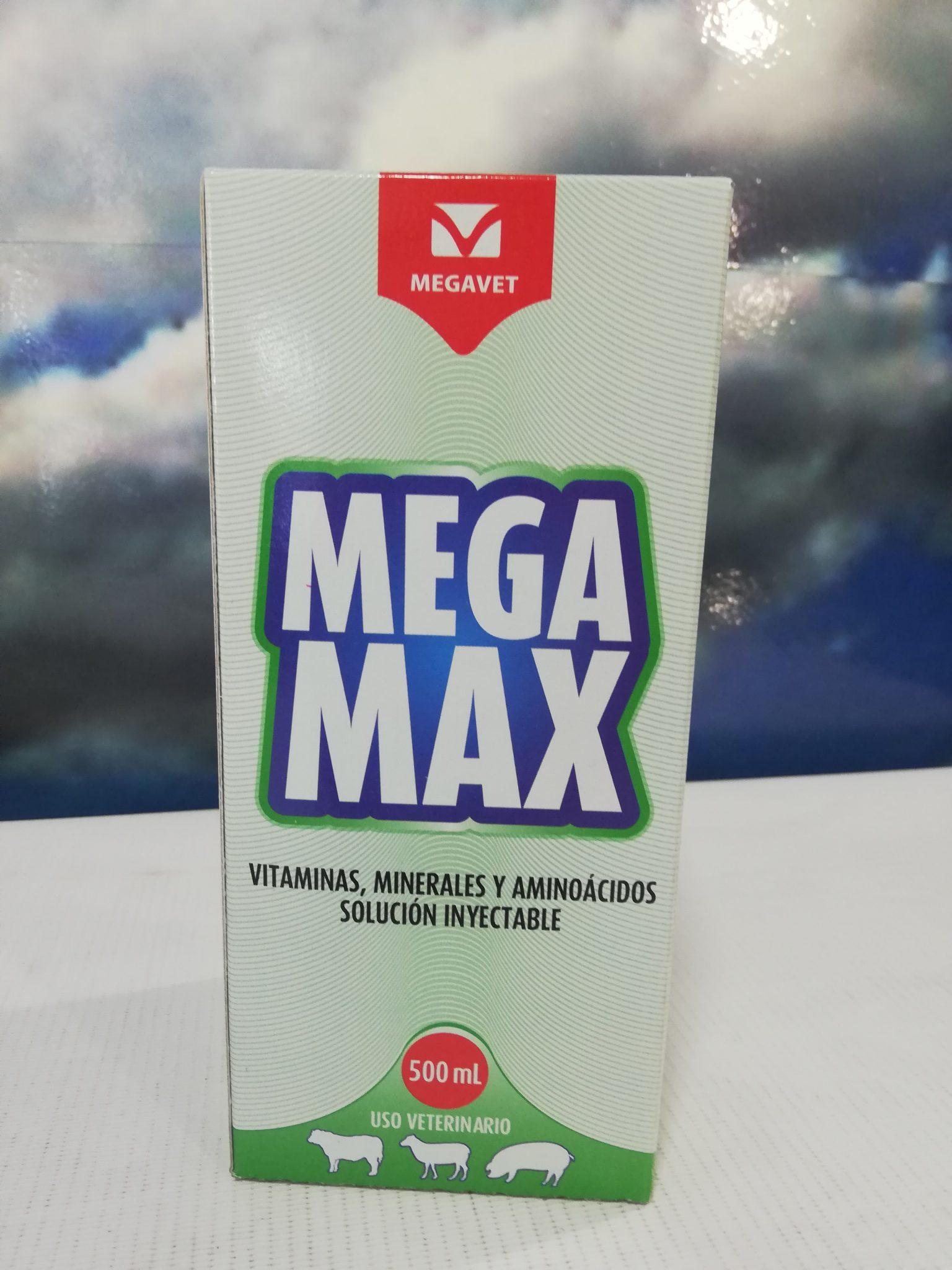 MEGAMAX X 500ML