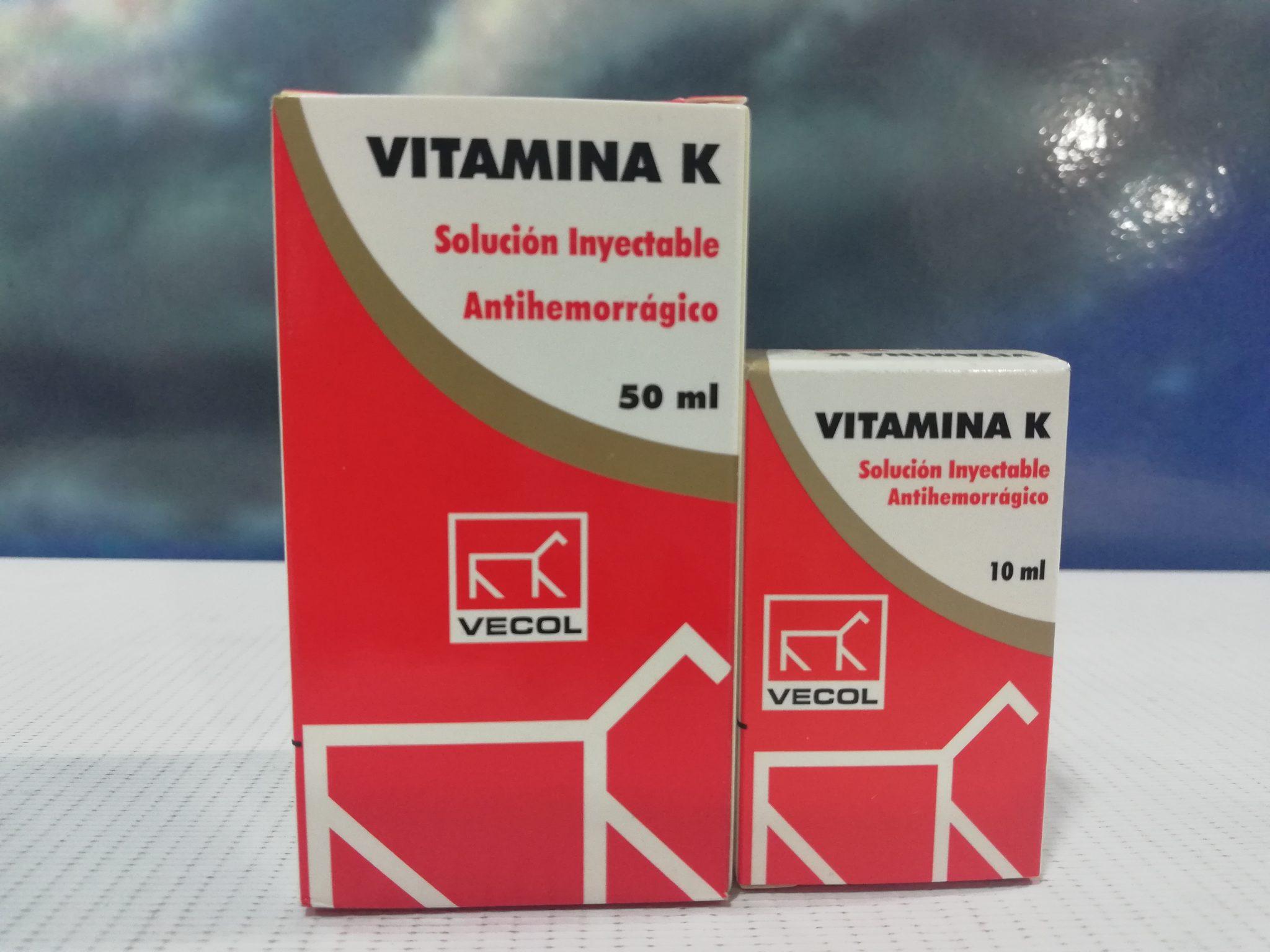 VITAMINA K X 10 ML VECOL