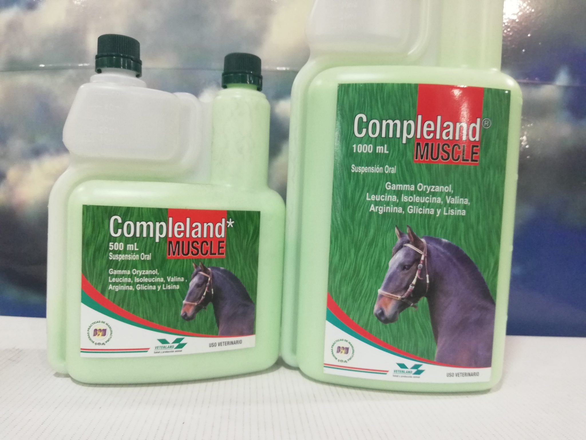 COMPLELAND MUSCLE X 1000ML
