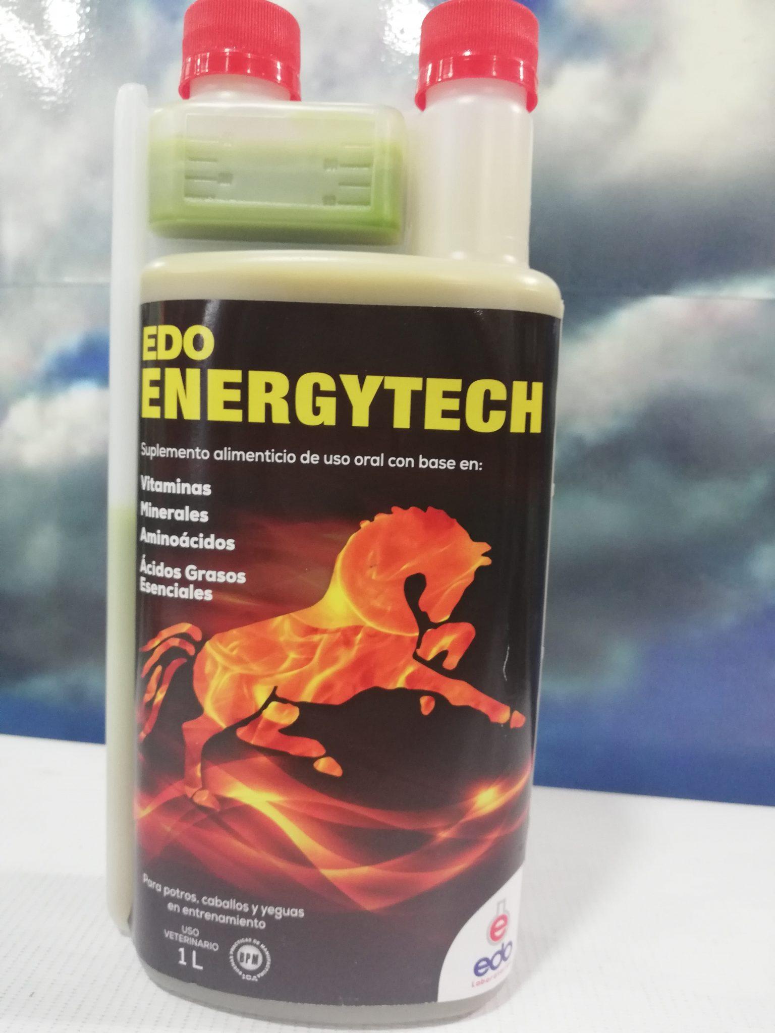 EDO ENERGYTECH X 1000 ML