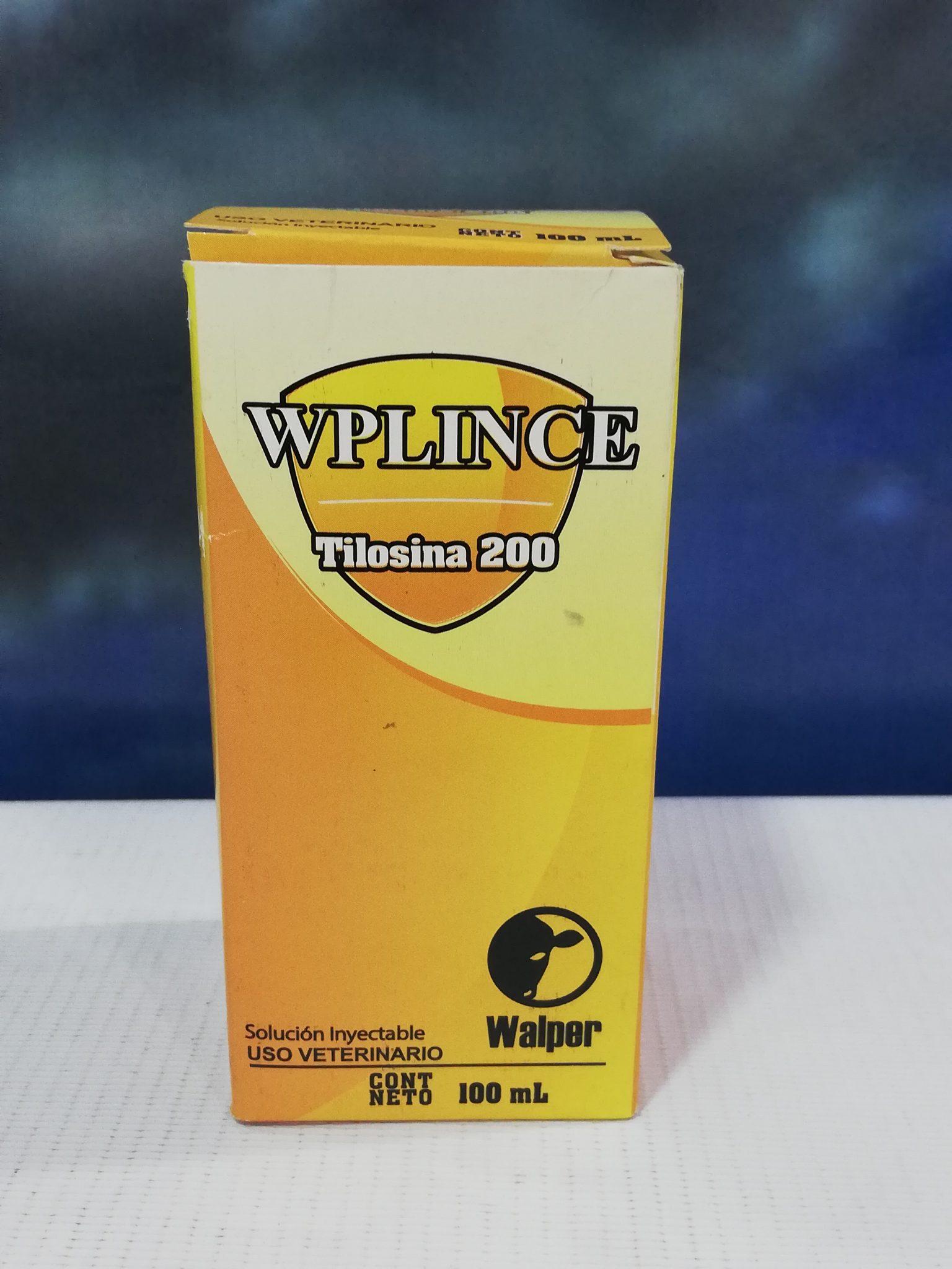 WPLINCE TILOSINA 200 X 250ML