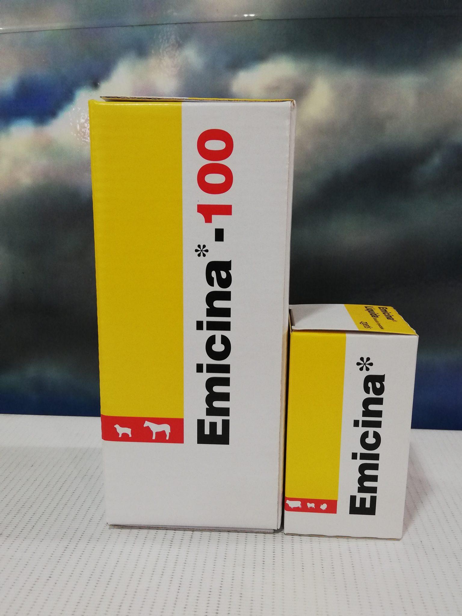 EMICINA LIQUIDA X 50 ML