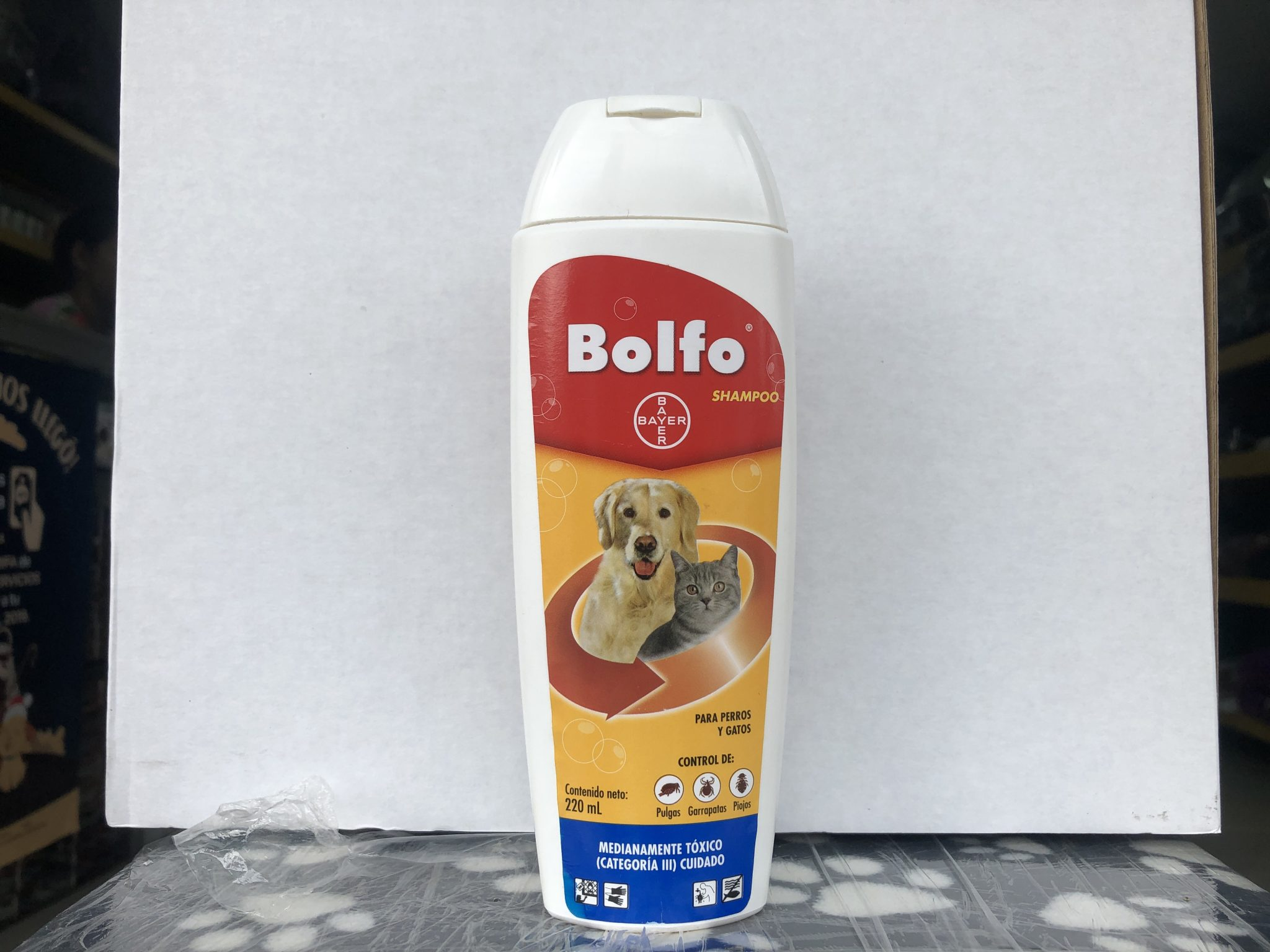 SHAMPOO BOLFO  X 100 ML BAYER