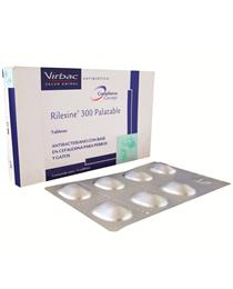 RILEXINE 600 PALATABLE X TAB
