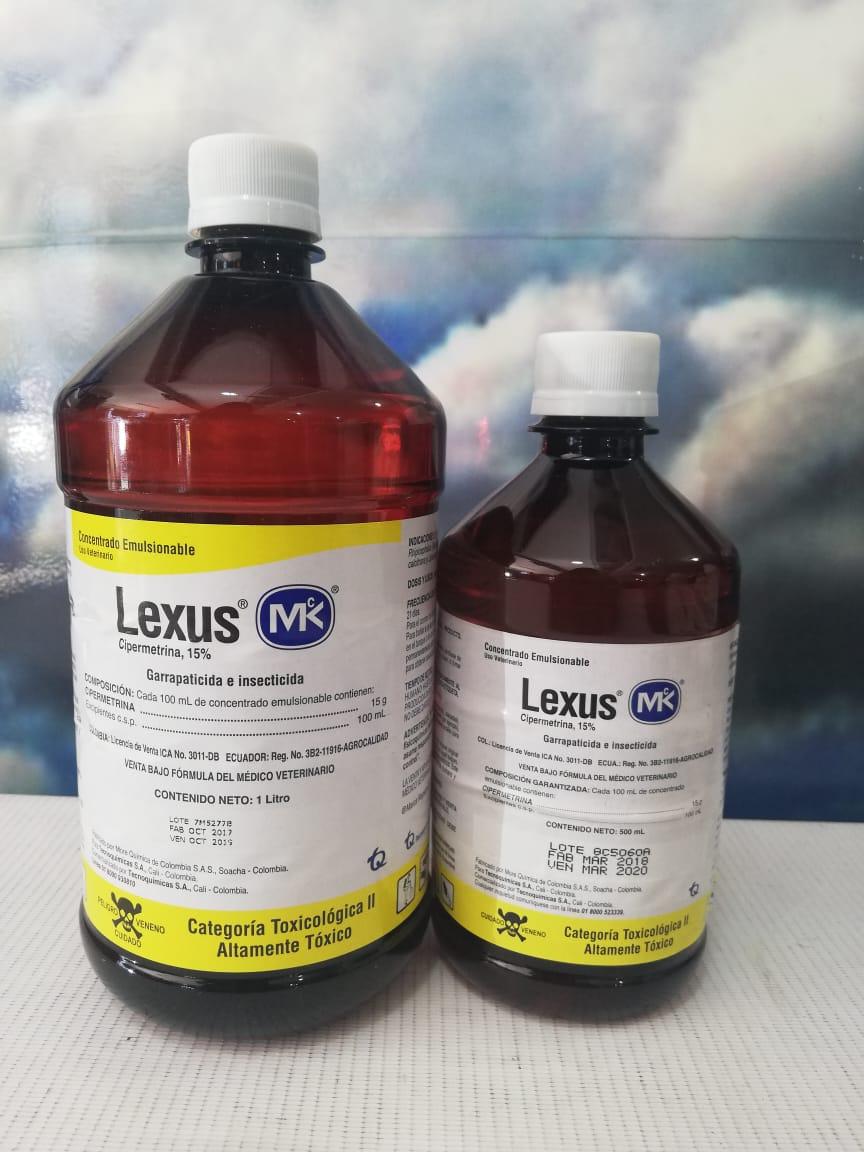 LEXUS X 500 ML