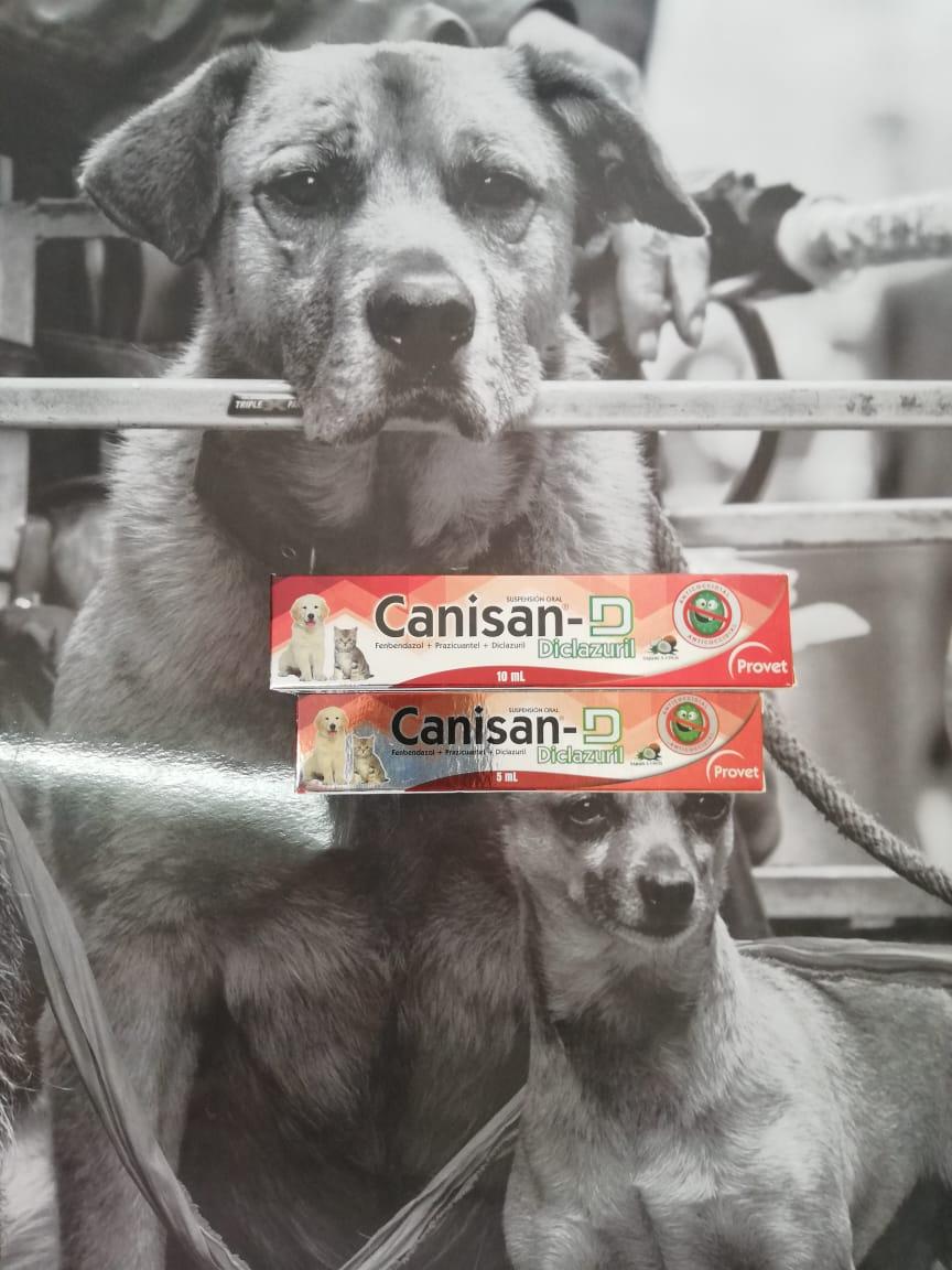 CANISAN D X 10ML PROVET