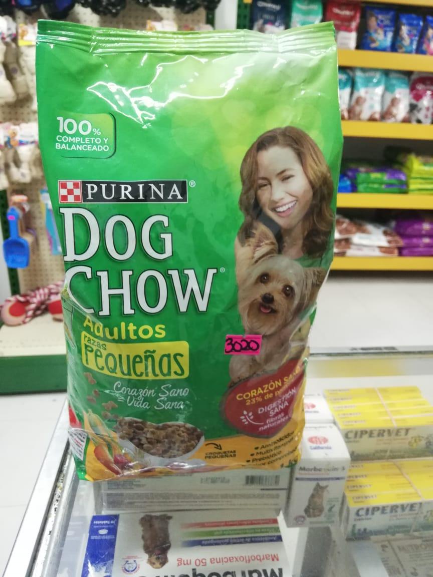 DOG CHOW ADUL R. PEQ. X 4 KG
