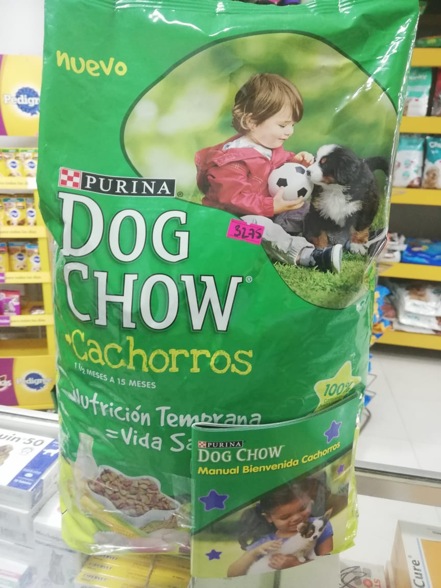 DOG CHOW CACH X 17 KG